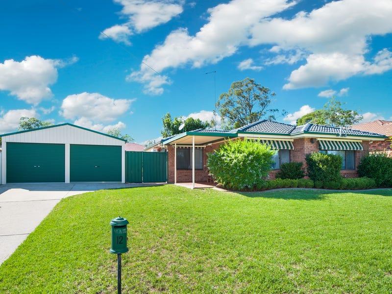 12 Turunen Avenue, Silverdale, NSW 2752