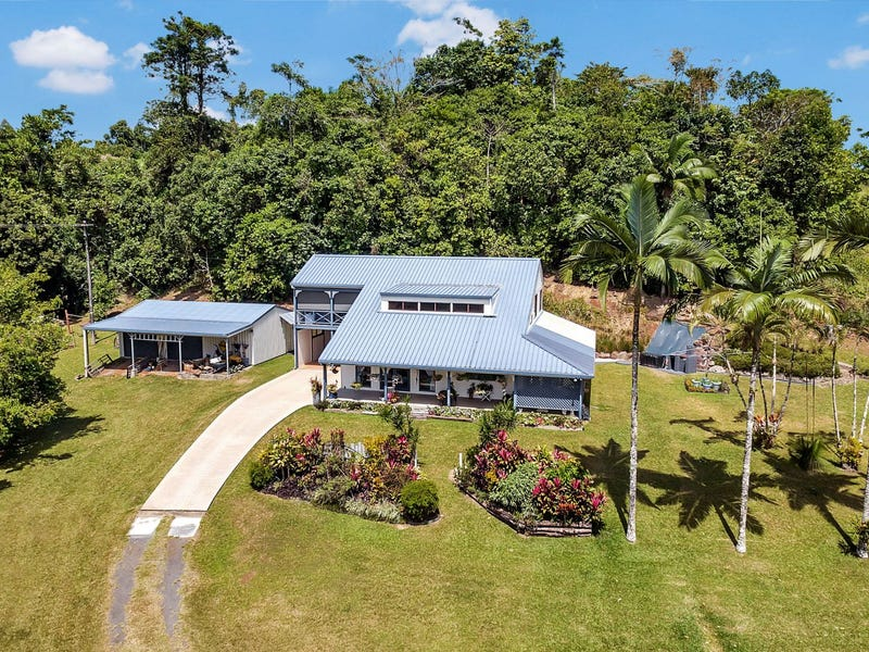 548 Palmerston Highway, Pin Gin Hill