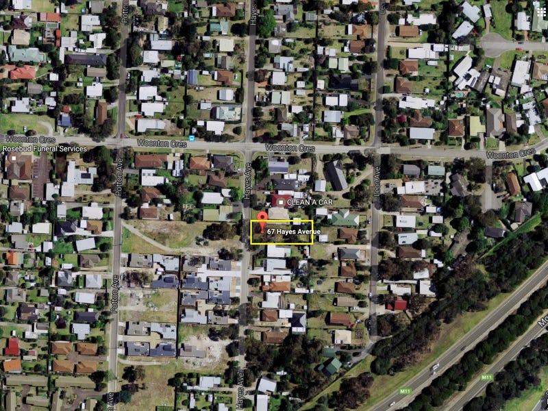 67 Hayes Avenue, Rosebud, Vic 3939