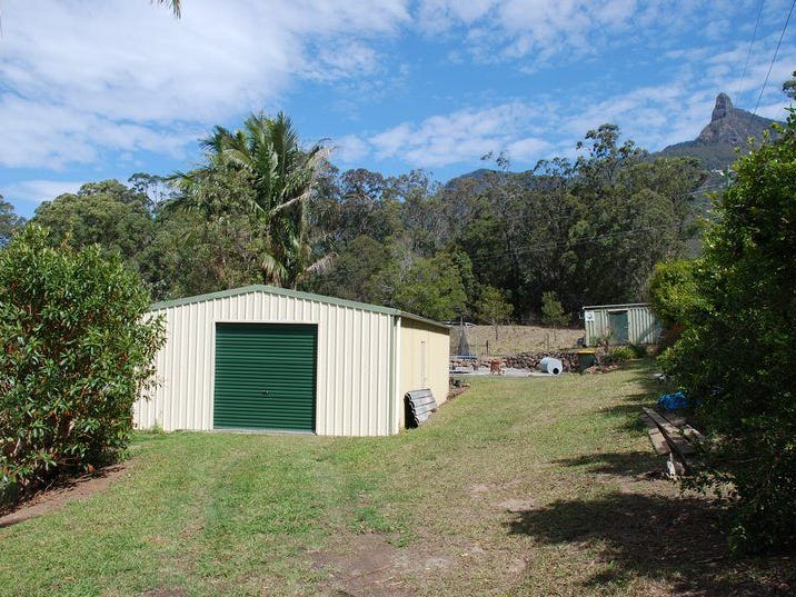 437 Pinnacle Road, Tyalgum, NSW 2484