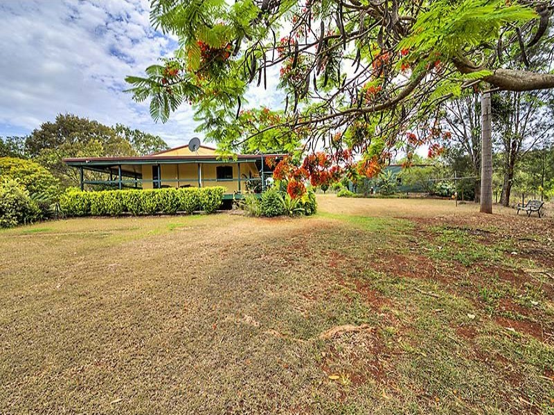 294 Woodbury Road (via Burrows Lane), Woodbury, Qld 4703