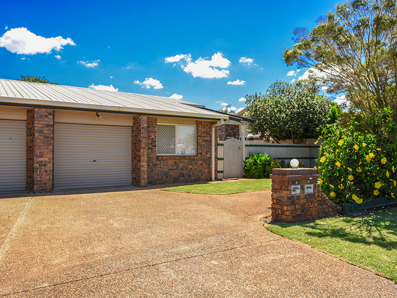 Unit 3/19 Platz Street, Darling Heights, Qld 4350