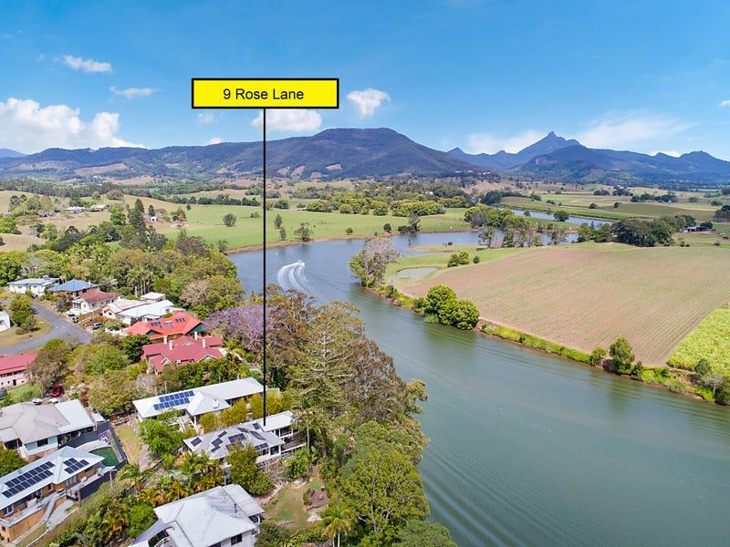 9 Rose Lane, South Murwillumbah, NSW 2484