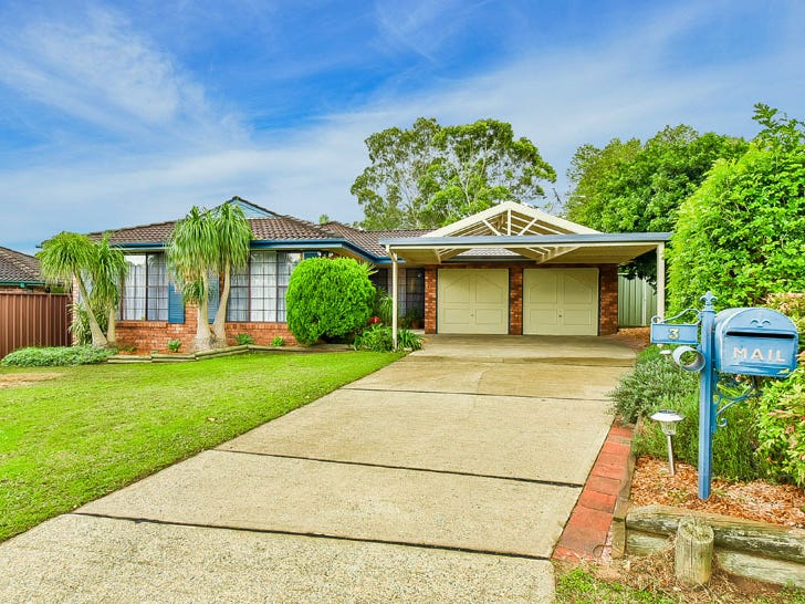 3 Isaac Place, Ruse, NSW 2560