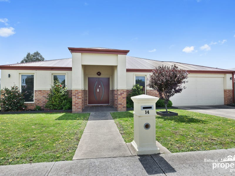 14 Lowry Crescent, Miners Rest, Vic 3352