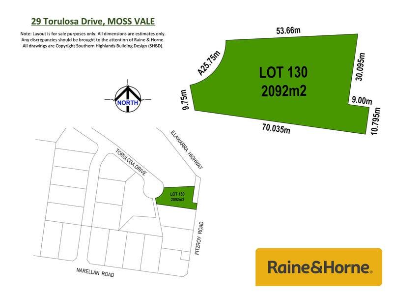 29 Torulosa Drive, Moss Vale, NSW 2577