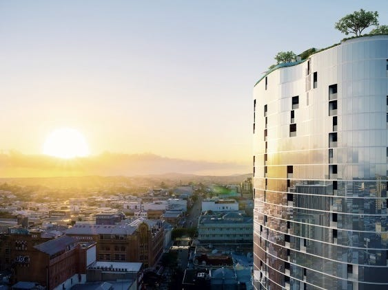 Unit 1604/179 Alfred Street, Fortitude Valley