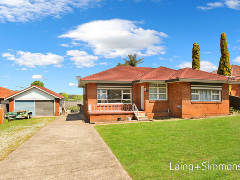 49  Springfield Street, Old Guildford, NSW 2161