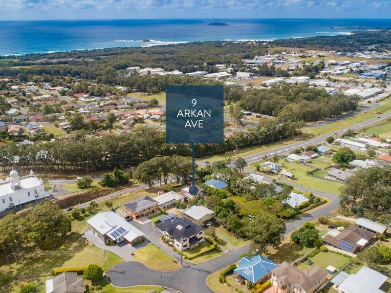 9 Arkan Avenue, Woolgoolga, NSW 2456