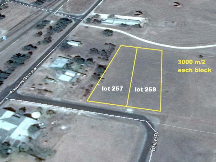 lot 257 kingdon rd, Wolseley, SA 5269