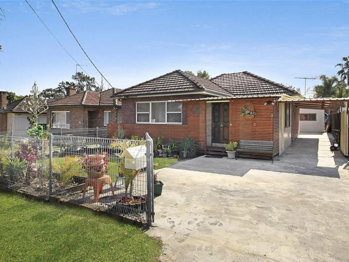 4 McClelland Street, Chester Hill, NSW 2162