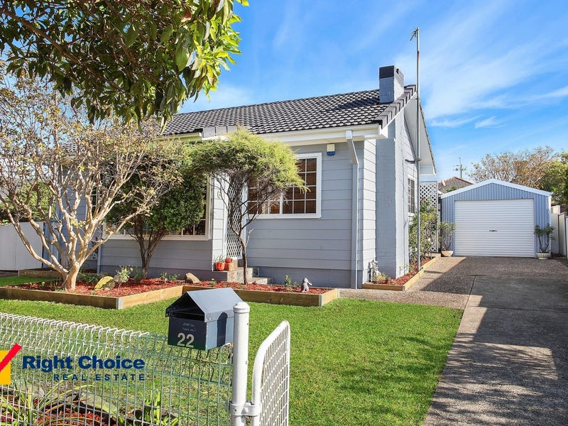 22 Edward Street, Barrack Heights, NSW 2528