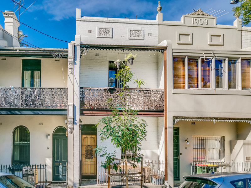 26 Rose Street, Chippendale, NSW 2008