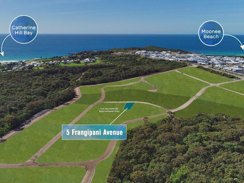 5 Frangipani Avenue, Catherine Hill Bay, NSW 2281
