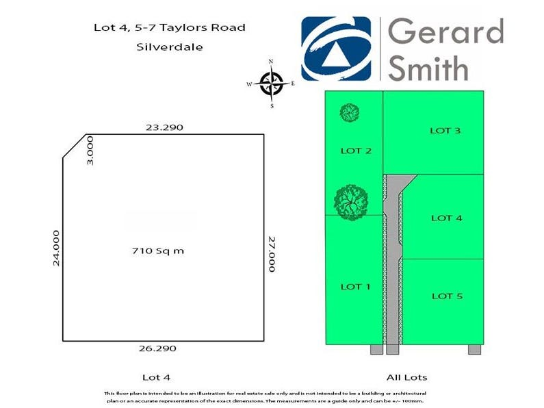Lot 4 Taylors Road, Silverdale, NSW 2752