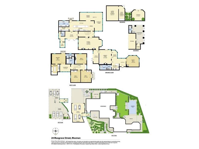 24 Musgrave Street, Mosman, NSW 2088 - floorplan