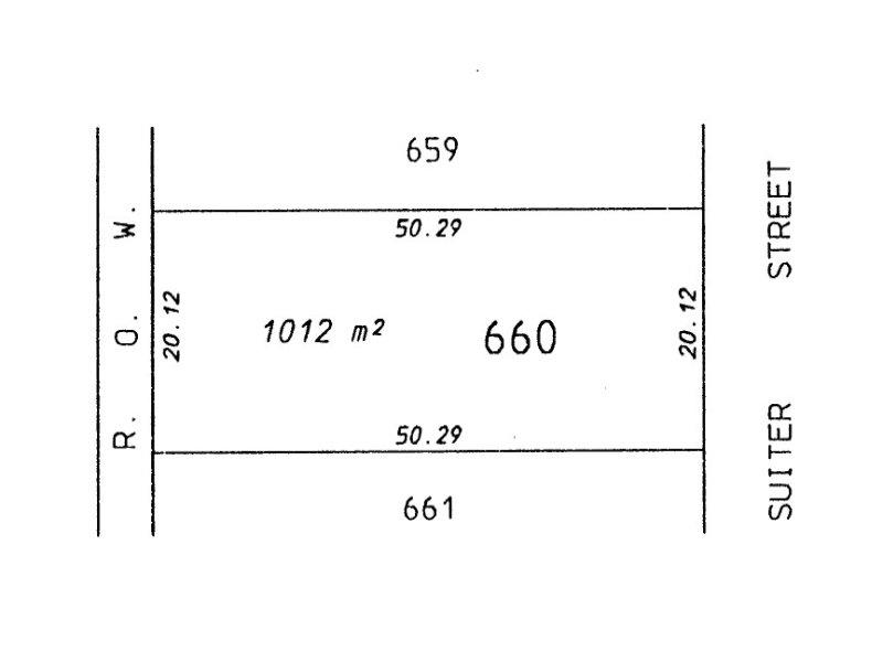 Lot 660, 111 Suiter Street, Menzies, WA 6436