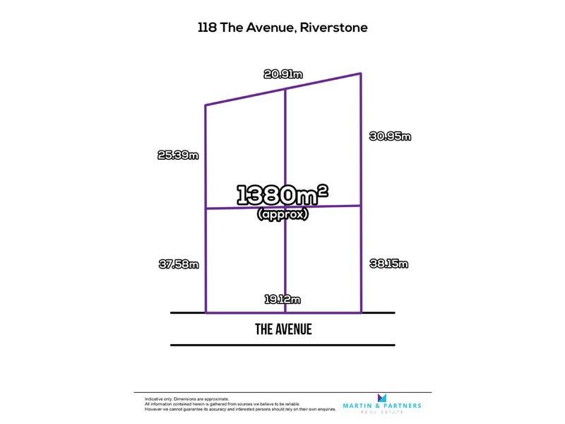 Lot 115-118, The Avenue, Riverstone