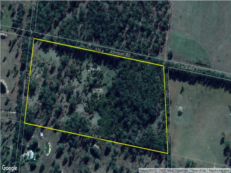 Lot 60 Pioneer Road, Grahams Creek, Qld 4650
