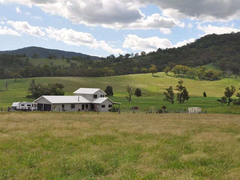 829 Muscle Creek Rd, Muswellbrook, NSW 2333