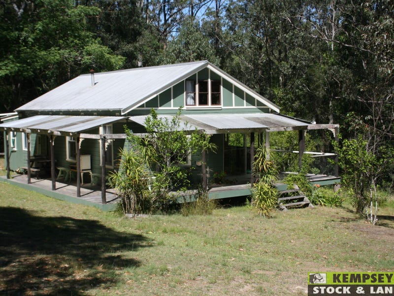 508 Dungay Creek Road, Wittitrin, NSW 2440