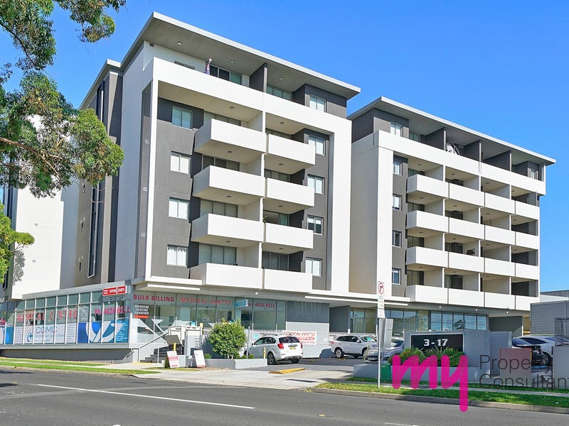 33/3-17 Queen Street, Campbelltown, NSW 2560