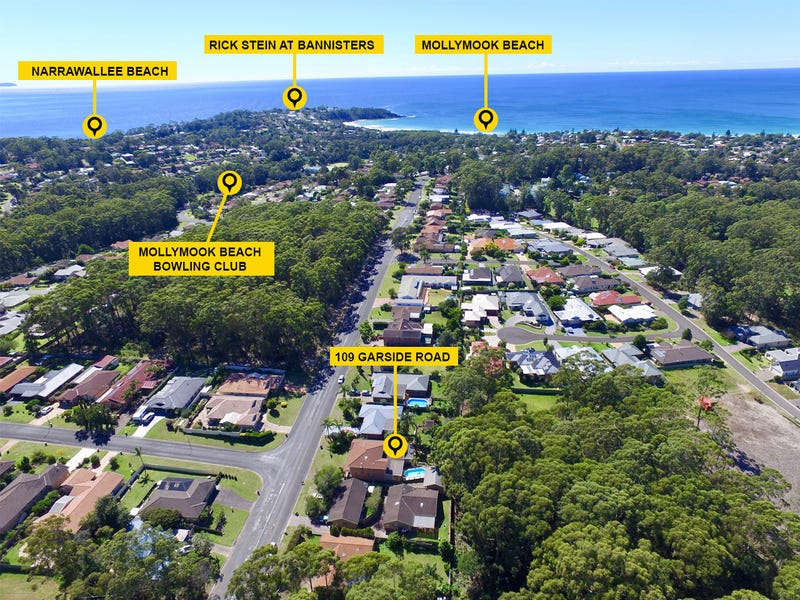 109 Garside Road, Mollymook Beach, NSW 2539