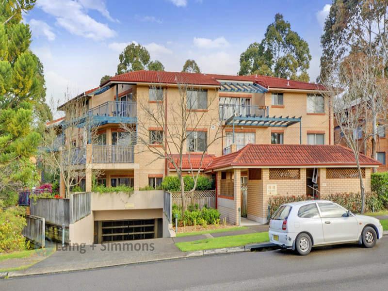 16/46-48 Bridge Road, Hornsby, NSW 2077