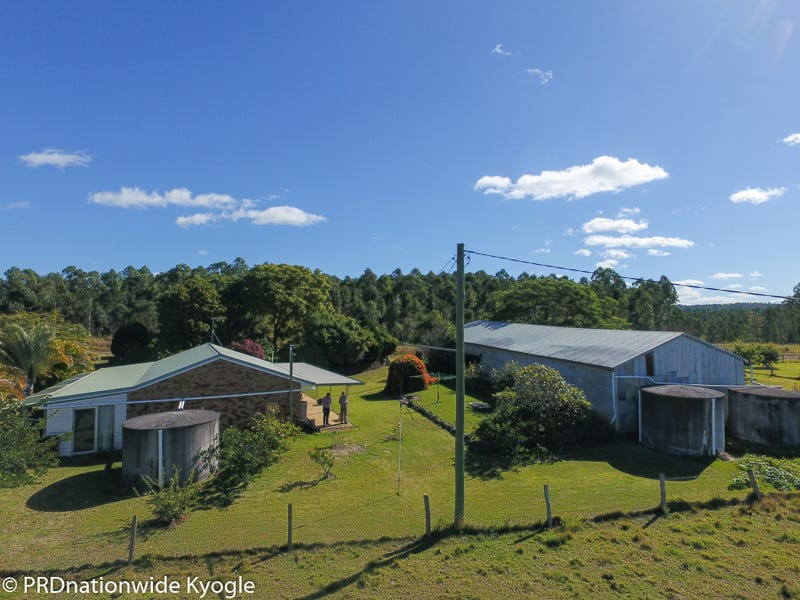 887 Knights Road, Kyogle