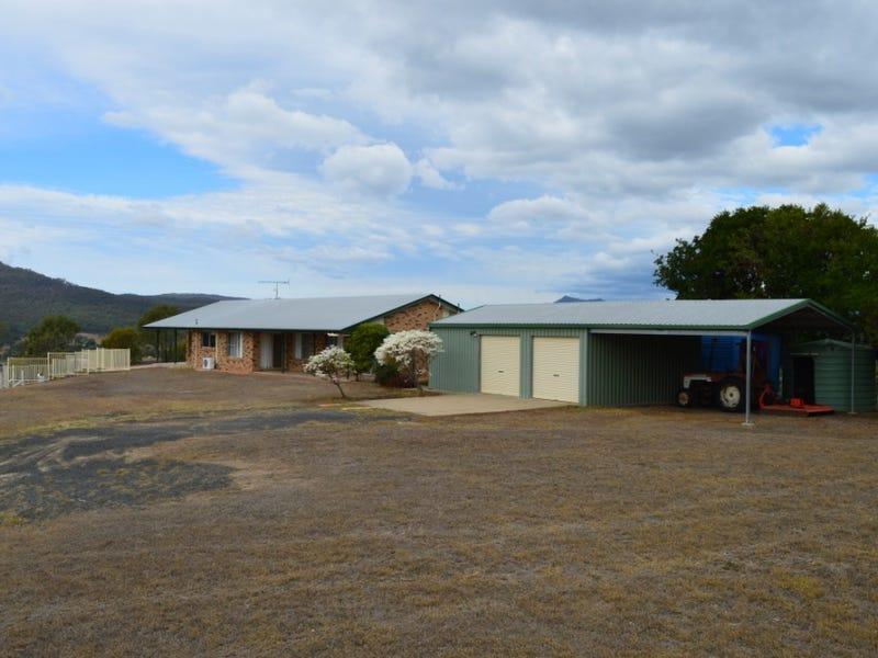 68 Laidley Creek West Road, Mulgowie, Qld 4341