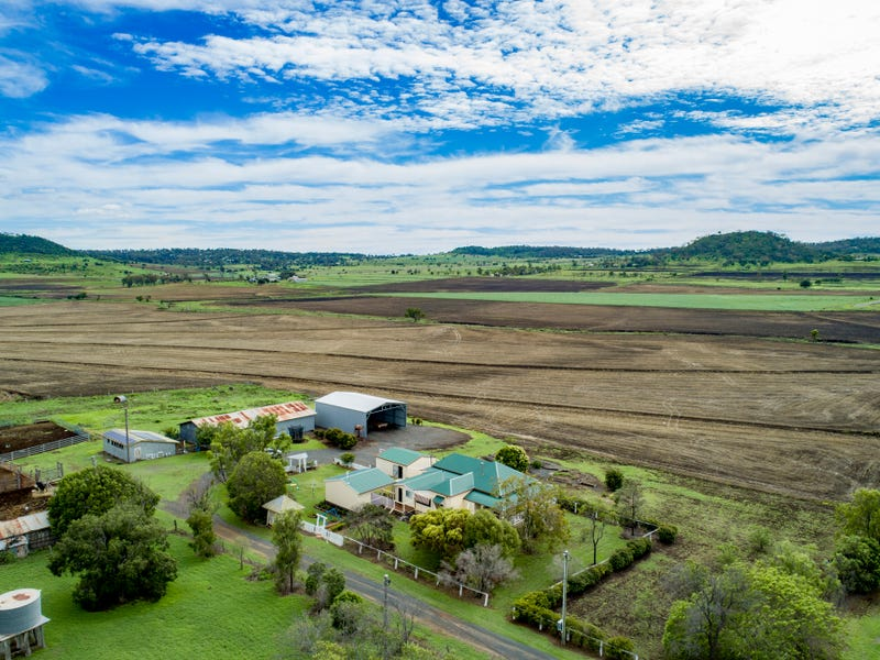 779 Gowrie Lilyvale Road, Lilyvale, Qld 4352