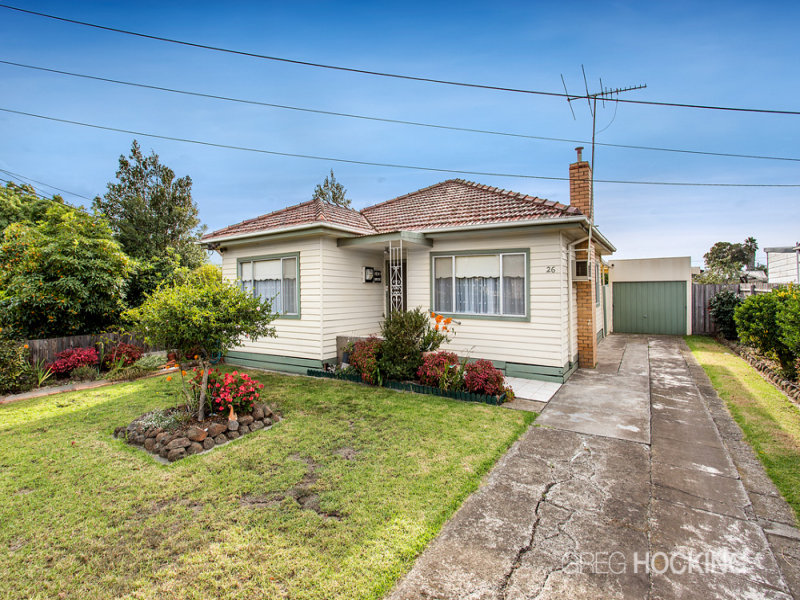 26 Stenhouse Avenue, Brooklyn, Vic 3012