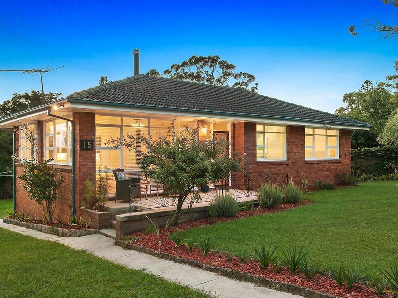 15 Koombalah Avenue, Turramurra, NSW 2074