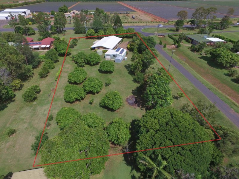 1 Wheelers Road, Oakwood, Qld 4670