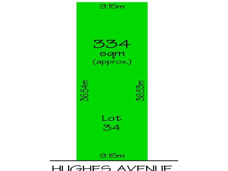 Lot 34, 23 Hughes Avenue, Henley Beach, SA 5022