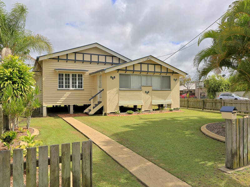 43a Burnett Street, Bundaberg South, Qld 4670