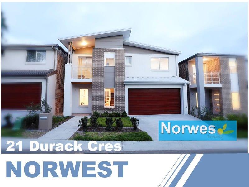 21 Durack Crescent, Norwest, NSW 2153