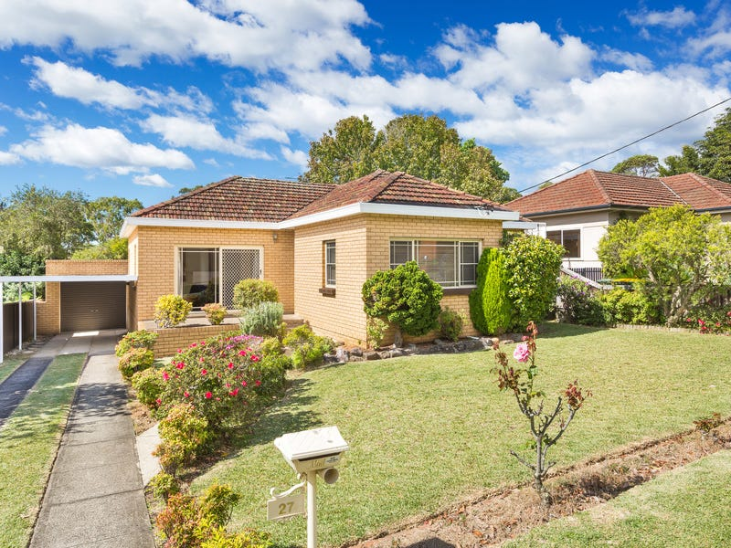 27 Tergur Crescent, Caringbah, NSW 2229