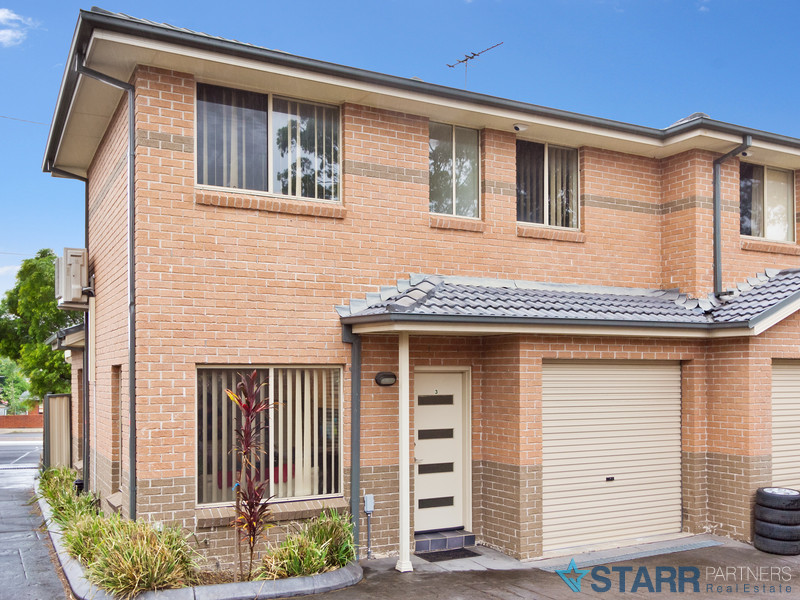 3/36-40 Jersey Road ARCHIVED 1, South Wentworthville, NSW 2145