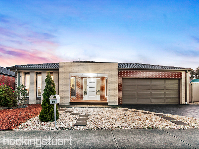 40 Shaftesbury Drive, Epping, Vic 3076