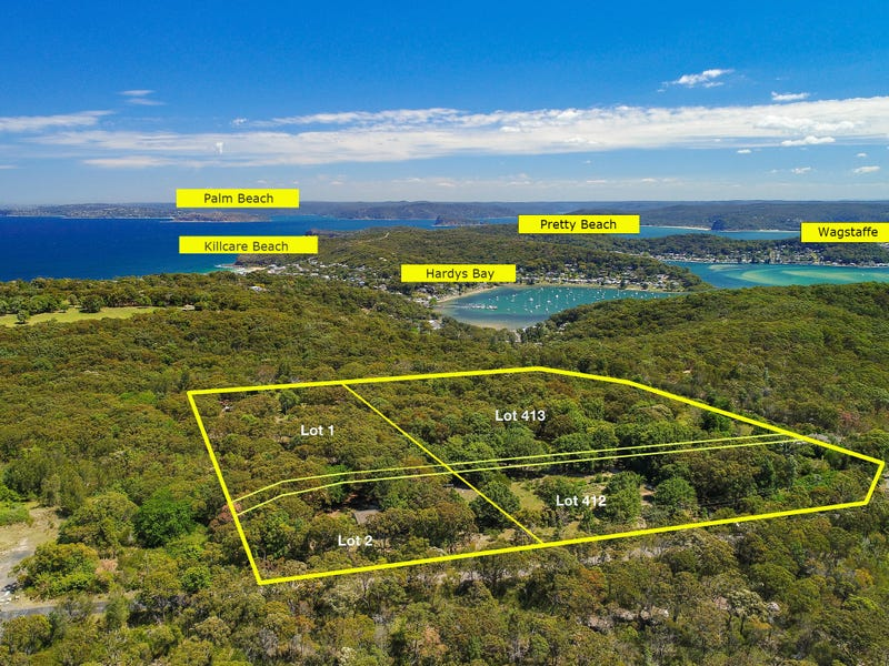 135 Maitland Bay Drive, Killcare Heights, NSW 2257