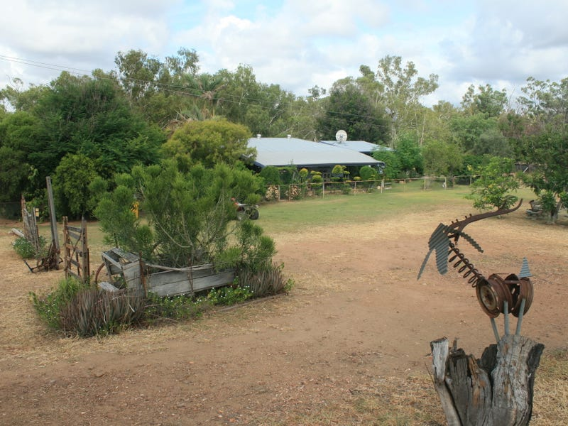 0 Betts Creek Road, Pentland, Qld 4816