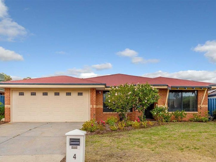 4 Bembridge Loop, Hocking, WA 6065
