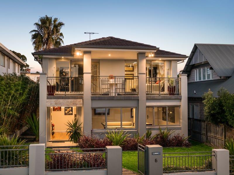 6 Killarney Street, Mosman, NSW 2088