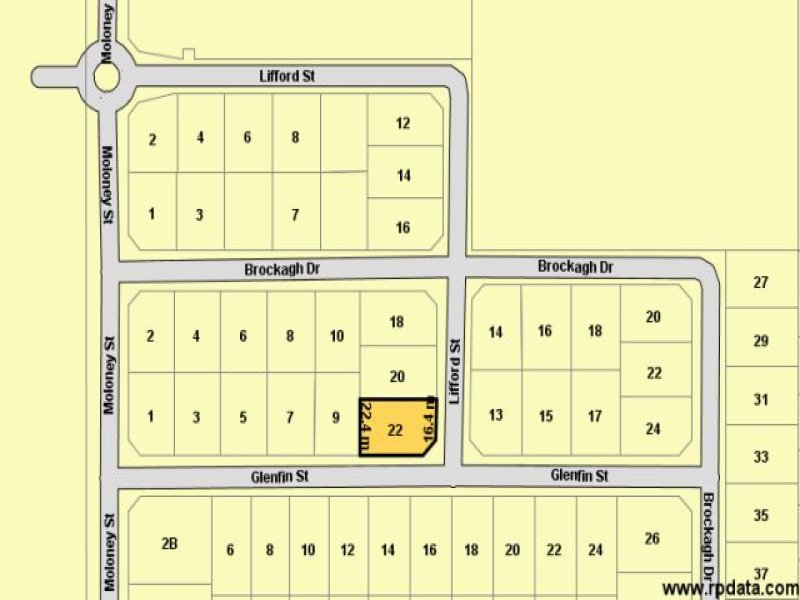 Lot 426, 22 Lifford Street, Utakarra, WA 6530