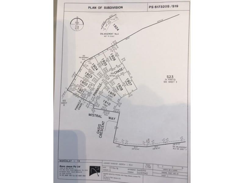 Lot 1907 Pinnacle Chase, Beveridge, Vic 3753