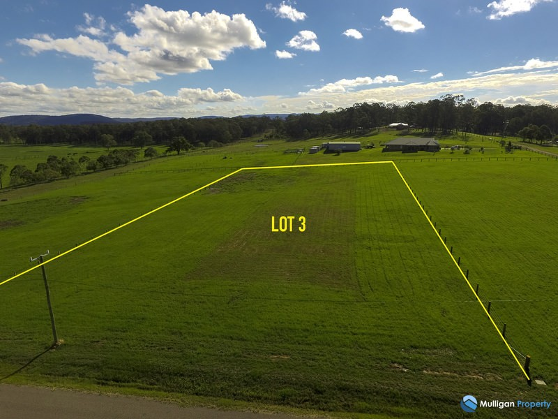 Lot 3, 216 Fotheringay Road, Clarence Town, NSW 2321