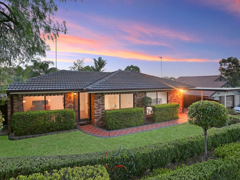 8 Cathan Street, Quakers Hill, NSW 2763