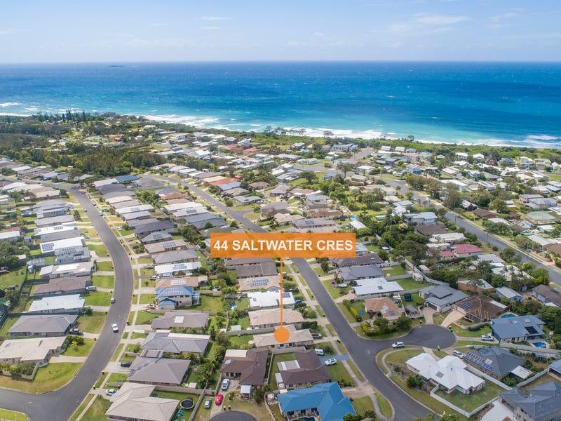 44 Saltwater Crescent, Corindi Beach, NSW 2456