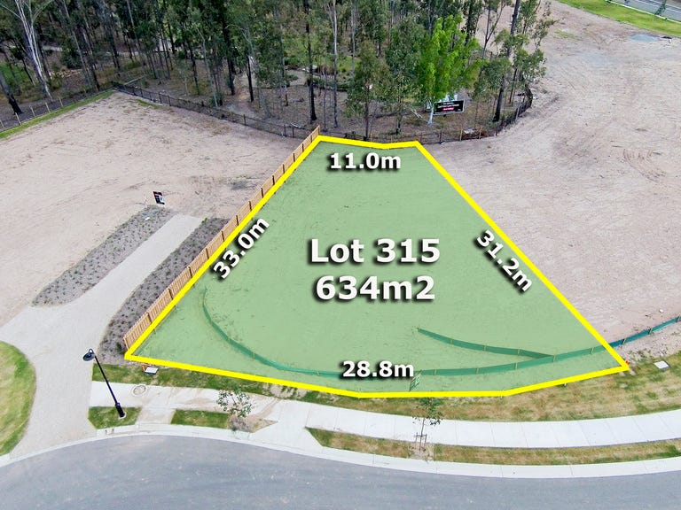 Lot 315, Stage 1A The Address, Brookwater, Qld 4300